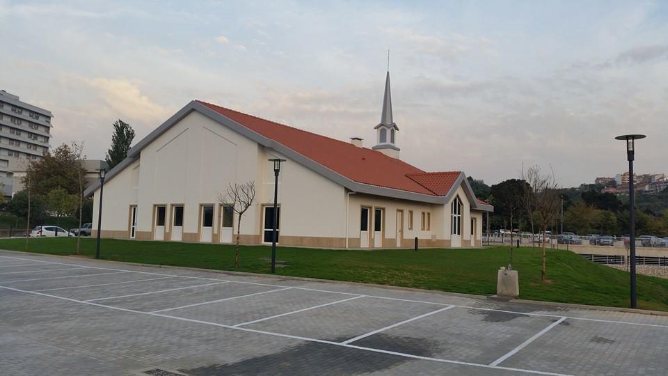 Construção de Igreja