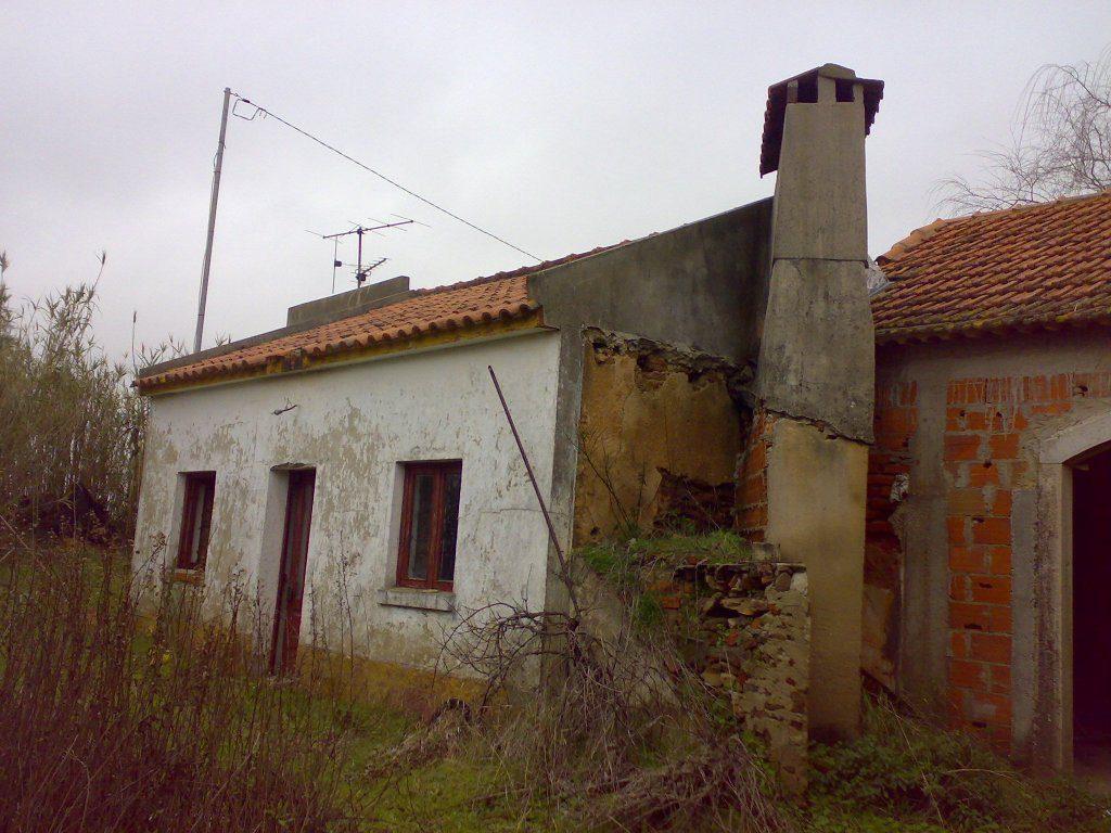 Construção de Casa do Moinho