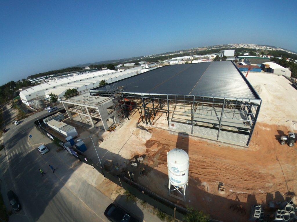 Construção de Unidade Fabril Martin Caldeiras